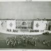 Amusements - American Jubilee - Scenes - Auto Parade - Dance performance