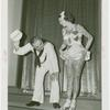 Amusements - Midway Activities - Tattooed lady and sailor