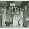 "Amusements - Midway Activities - Barkers - Harold ""Wandering"" Smith, Lucy Monroe, Harvey Gibson"
