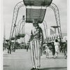 Amusements - Midway Activities - Uncle Sam - Uncle Sam