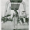 Amusements - Midway Activities - Uncle Sam - Uncle Sam