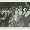 Amusements - Performers and Personalities - Marlene Dietrich as audience member