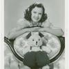 Amusements - Performers and Personalities - Jean, Gloria - With stuffed bear