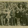 Amusements - Performers and Personalities - Musicians - Eddy Duchin, Louis Prima, Gertrude Ederle with others