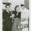 Amusements - Performers and Personalities - Musicians - Gene Krupa, Irene Day and Stan Shaw