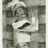 Amusements - Performers and Personalities - Robinson, Bill - In costume