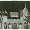 Amusements - Shows and Attractions - Sketch of Dancing Campus