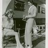 Amusements - Shows and Attractions - Aerial Acts and Airshows - Vess, Ginger - Doing hair