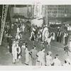 Amusements - Shows and Attractions - Wild West - Indians on horseback