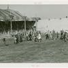Amusements - Shows and Attractions - Wild West - Indians in field