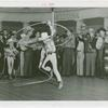 Amusements - Shows and Attractions - Wild West - Boy with lasso