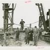 Arizona Participation - Miss Arizona, Theodore Hayes, Dennis Nolan and construction workers