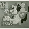 Art - Murals - Food Buildings - Fruits (Witold Gordon)