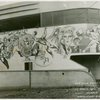 Art - Murals - Independent Subway Station (Louis Ferstadt) - Greatest Show on Earth