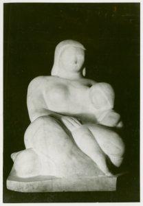 Art - Sculpture - Devotion (Mark Shoesmith)