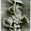 Art - Sculpture - Don Quixote de la Mancha (Olympio Brindesi)