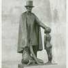 Art - Sculpture - Lincoln (C. D. V. Hunt)
