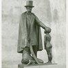Art - Sculpture - Lincoln (C. D. V. Hunt)