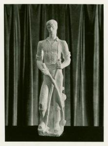 Art - Sculpture - Federal Building Competition - Unity (Louis Slobodkin)
