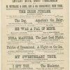 The Irish jubilee