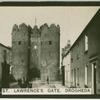 St. Lawrence's Gate, Drogheda.