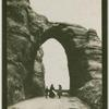 Red Bay Arch, Antrim Coast.