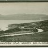 The Corkscrew Road, Mulroy Bay, Co. Donegal.
