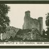 Dunmore Castle & Old Church, near Navan.