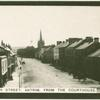 High Street, Antrim, from the courthouse.
