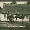An Irish jaunting car.