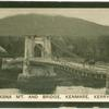 Mucksna Mt. and Bridge, Kenmare, Kerry.