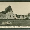 Annaghdown Abbey and Castle, Lough Corrib.