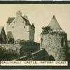 Ballygally Castle, Antrim coast.
