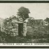 St. Patrick's Holy Well's Downpatrick.