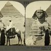 Great Sphinx of Gizeh, the Largest Royal Potrait ever Hewn, Egypt.