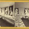 Interior of Supper Room. Barbados.