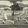 Drying Cocoa in the Best Way -- Under the Sun, Dominica, B. W. I.