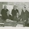 Argentina Pavilion - William Stanley, Grover Whalen, Julius Cecil Holmes, Conrado Traverso and Edward Roosevelt