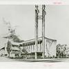 Argentina Pavilion - Sketch of pavilion