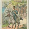 Japanese cavalry (scouting)