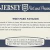 West Park pavilion
