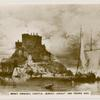 Mont Orgueil Castle (about 100 years ago)