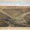Brooklyn. Bird's eye view of the City of New York. Williams-Burg