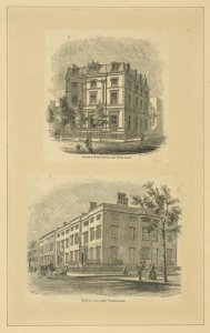 Corner of Fifth Ave. and Tenth-Street; Fifth Avenue, corner Twelfth-street / Richardson & Cox.; Wilson