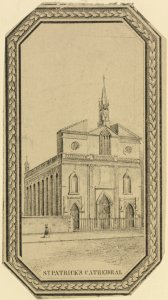 St. Patrick's Cathedral. Digital ID: 1659444. New York Public Library