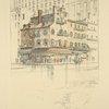 Houses on Battery Park, 1905.