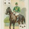 Jockey: C. Foy, colours: Mr. T. Nolan.