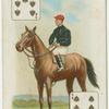 Jockey: F. Rickaby, colours: Mr. J.B. Joel.