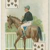 Jockey: J. Prout col: Sir Edgar Vincent.