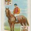 Jockey: Stanley Wooton, colours: Mr. R. Wootton.
